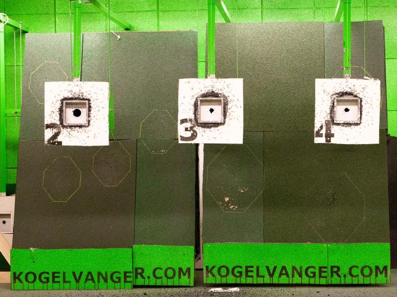 Bullet Traps Walls Green Bullet Trap