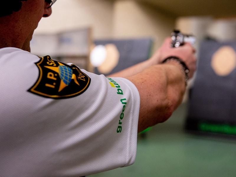 Mobile Police Bullet Traps Green Bullet Trap